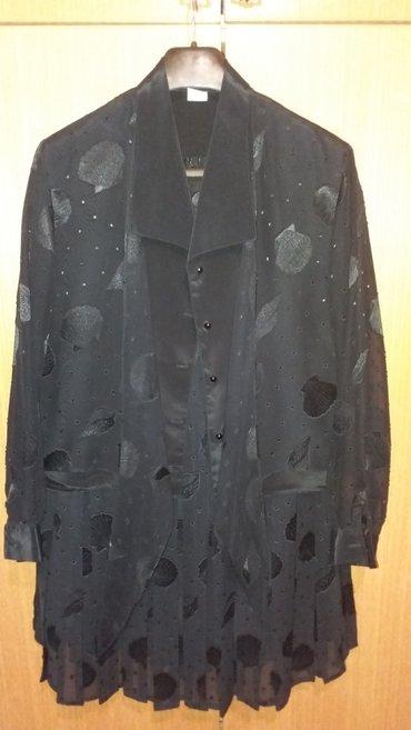 Zenski komplet blejzer-suknja 45 velicina, ramena 45, grudi 116, duzin - Kraljevo