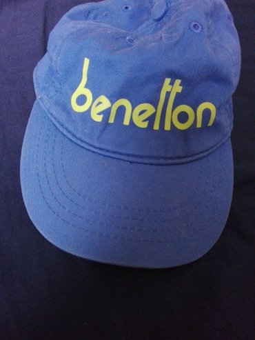 Kacket BENETTON 6-7 god. S kao nov - Novi Sad