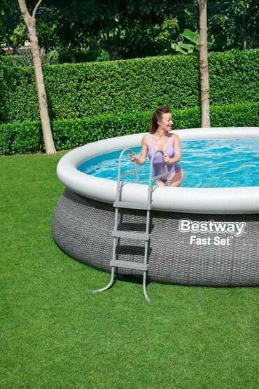 Bestway Ratan bazendimenzije 4.58m x 1.07m️Dostupna dva komada️cena