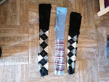 3 nova hulahopa deblja,model bez nogavica. Vel. S/M - Leskovac