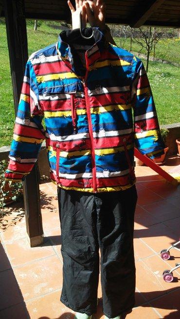 Komplet ski jakna i pantalone za dete. Za detaljnije informacije kao i - Beograd
