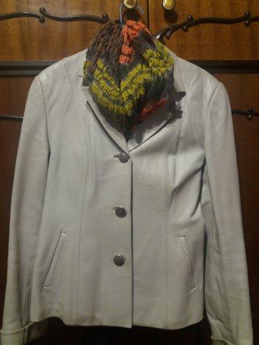 стирающая кожаная куртка в Кыргызстан: Куртка кожаная р.44-46