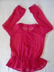 Nova cuklama C&A košuljica/bluzica 158 ili XS veličine. - Beograd - slika 3