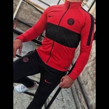Мужская одежда в Кок-Ой: Спортивные костюмы Nike