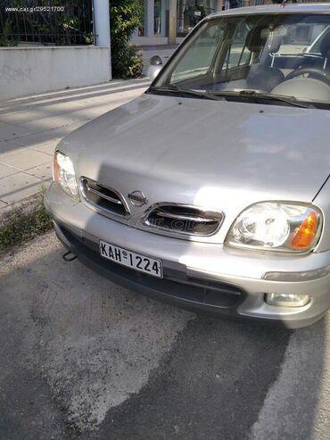 Nissan Micra 1.4 l. 2002 | 200000 km
