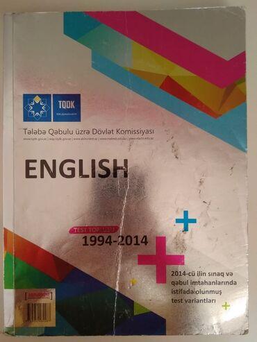 azerbaycan dili test toplusu pdf в Азербайджан: İngilis dili köhnə test toplusu
