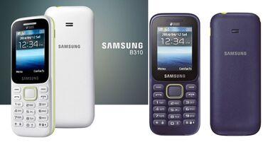 Samsung galaxy s7 duos - Азербайджан: Yeni̇ tam orgi̇nal  samsung b310e duos kamerasız  zəmanətlidir    azər
