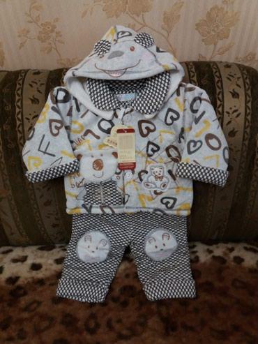 Детский костюм. Деми. Новый. На годик. Производство Гуанчжоу. в Бишкек