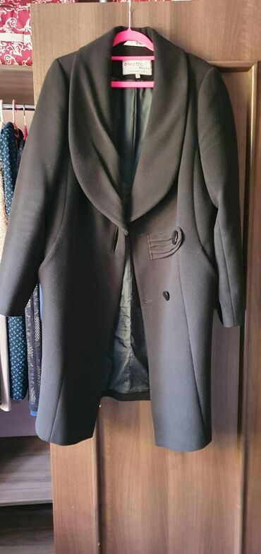 летнее платье 52 размера в Кыргызстан: Пальто Россия Размер 50-52  Одевали пару раз