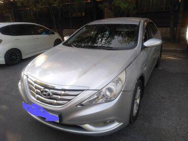 hyundai sonata бишкек in Кыргызстан   УНАА ТЕТИКТЕРИ: Hyundai Sonata 2 л. 2011   140000 км