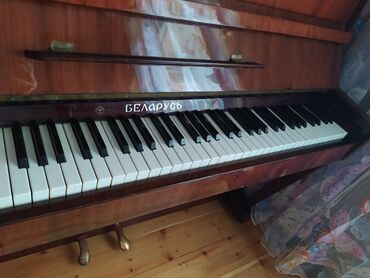 İdman və hobbi Gəncəda: Piano satılır.Беларусь.Yaxşı vəziyyətdədir.Dilləri və keçələri əla vəz
