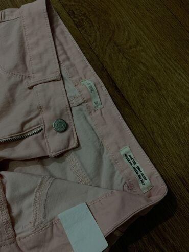 Продаю розовые скини джинсы DeFacto размер 36Высокая посадка Нежные