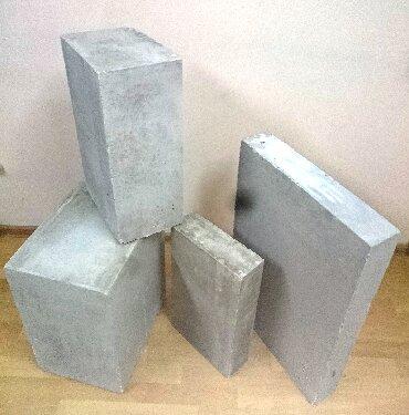 Полистиролбетон- Блоки стеновые двух типоразмеров 500*300*200