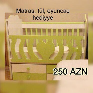 tul - Azərbaycan: Sumqayitda 1 mk da yerlesir.Usaq kravati yenidir, usaq besikde yatir
