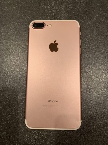 Iphone 7 plus original Americki nije mts 32 Gb kabal punjac tri - Belgrade