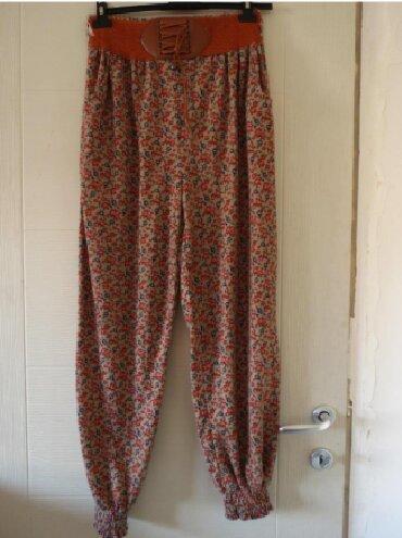 Zimske tople cizmice - Srbija: Tople pantalone M/L Tople pantalone, sa izrazenim strukom, mekane