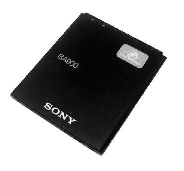 чехол для sony xperia в Кыргызстан: Продаю Аккумулятор Sony BA900 для Xperia E1, Xperia J ST26i, Xperia L