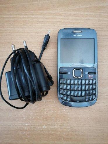 NOKIA C3Telefon je u dobrom stanjuRadi samo za telenor karticeUz njega