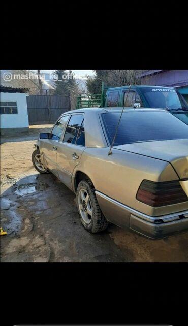 двигатель мерседес 124 2 3 бензин в Кыргызстан: Mercedes-Benz E 230 2.3 л. 1991