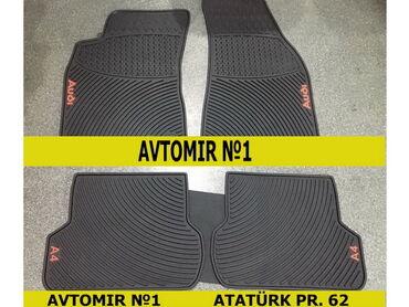 audi a4 3 multitronic - Azərbaycan: Audi A4 ayagaltı reziniÜNVAN: Atatürk prospekti 62, Gənclik