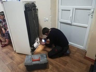 гребень нит фри в Кыргызстан: Ремонт | Холодильники, морозильные камеры | С выездом на дом