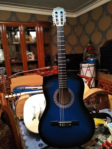 İdman və hobbi İmişlida: Gitara Klassik simli
