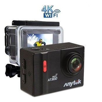 Action Sport Камера Anytek AT300 WiFi 4K в Бишкек