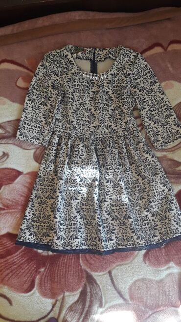 Сокулук Платье, в отличном состоянии! Материал плотный на осень или