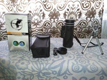 Продаётся мощный бинокль, монокуляр, в Бишкек