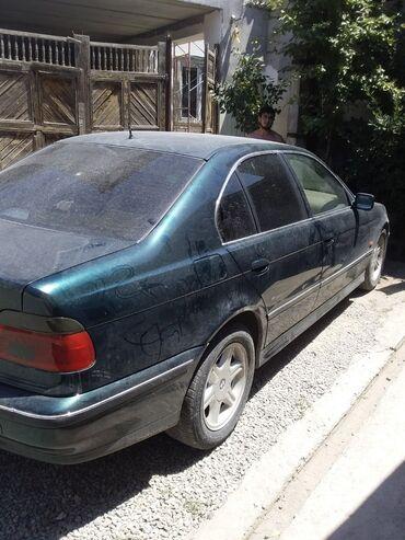 obem 5 l в Кыргызстан: BMW 5 series 1996