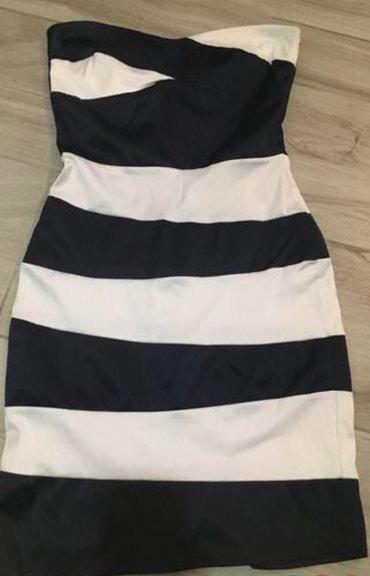 Italijanska haljina, jednom nosena, vel.s  bez tragova nosenja i - Novi Sad