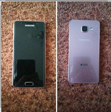 Samsung galaxy a3 2016 teze qiymeti - Azərbaycan: İşlənmiş Samsung Galaxy A3 2016 16 GB çəhrayı