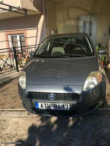 Fiat Grande Punto 1.3 l. 2007 | 243000 km