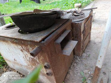 Паровой печка в отличным состояние