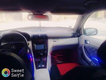 Bakı şəhərində Mercedes-Benz C 180 2002