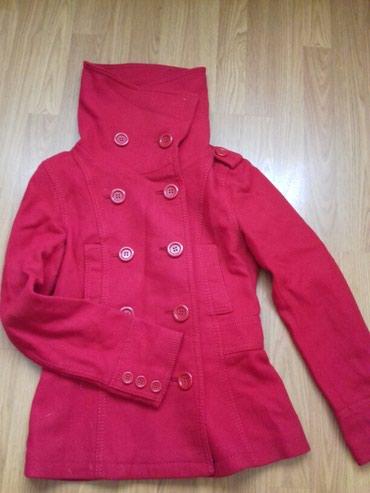Kaput crvene boje HM 36 bez mana - Prokuplje