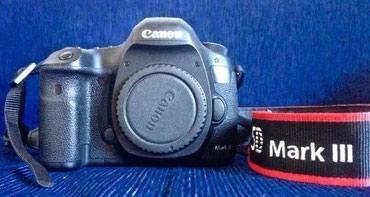 Canon eos 5D mark iii (probeg 95k) ela veziyyetde. Hec bir problemi в Bakı
