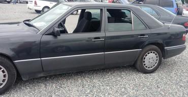 мерседес 124 цена в бишкеке в Кыргызстан: Mercedes-Benz 220 2.2 л. 1995