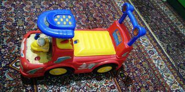 Dečiji autuč na guranje