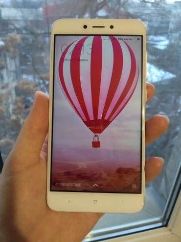 Redmi 4x 16gb gold идеал в Бишкек