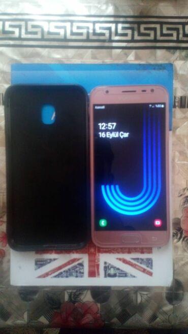 İşlənmiş Samsung Galaxy J3 2017 16 GB narıncı