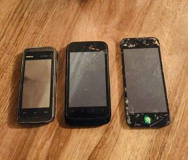 Bakı şəhərində Bu telefonlar eytiyat hisesi ucun yararli ola biler.vaccap aktivdi