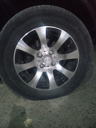 Транспорт - Луговое: Продаю диски размер р13 в отличном состоянии не вареные не катаные