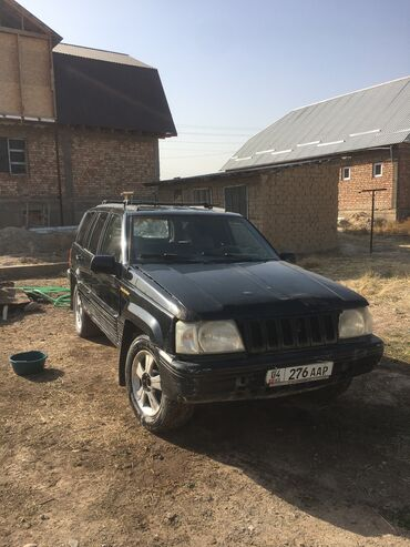 Jeep - Бишкек: Jeep Cherokee 3 л. 1993
