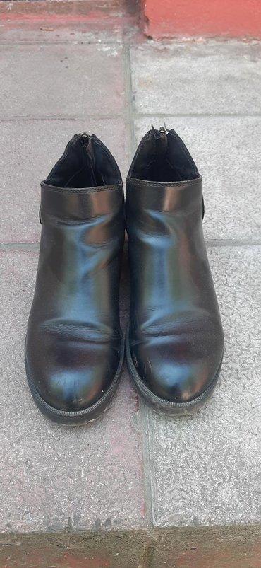 Мужская обувь в Азербайджан: Stradivarius 37 olcu 5 manat