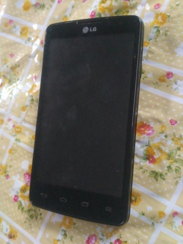LG - Кыргызстан: LG X145 Лж не включается экран целый