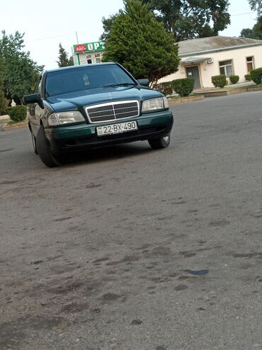 Nəqliyyat Goranboyda: Mercedes-Benz C 180 1.8 l. 1995   555555 km