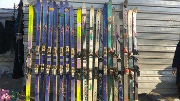 Лыжи. продаю лыжи. ростовка от 170 и в Бишкек