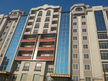 продаю 2-х ком элитную  квартиру в районе ак кеме, 8/10,68м2,псо, sky в Бишкек