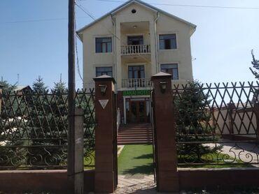 Сдаётся здание в аренду под любой бизнес г.Бишкек Ул.Чапаева общей пло